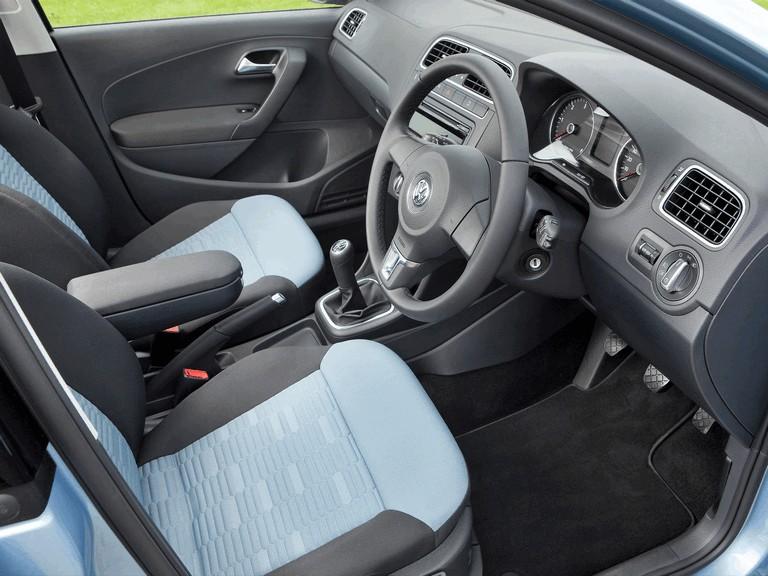 2010 Volkswagen Polo 5-door BlueMotion - UK version 284211