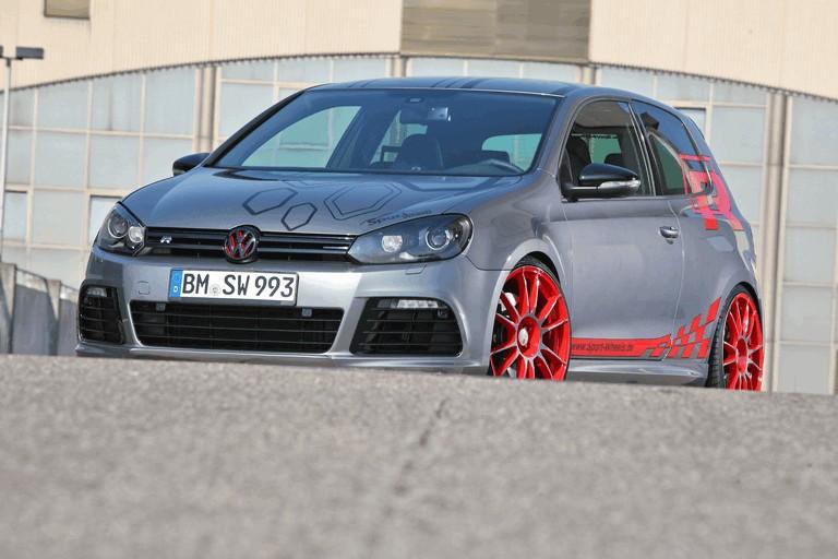 2010 Volkswagen Golf VI R by Sport-Wheels 284222