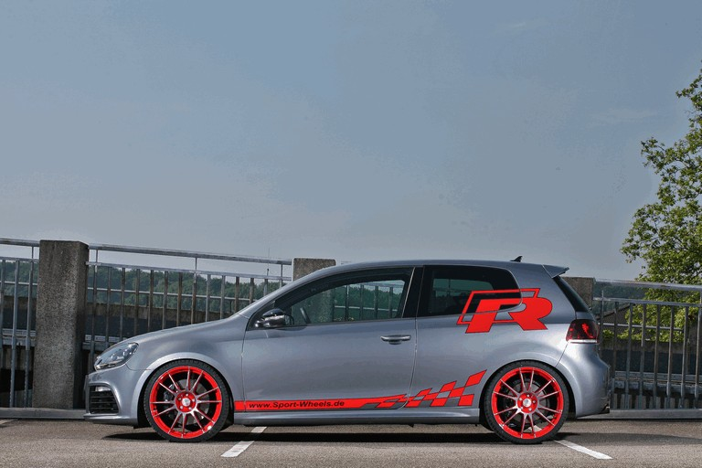 2010 Volkswagen Golf VI R by Sport-Wheels 284226