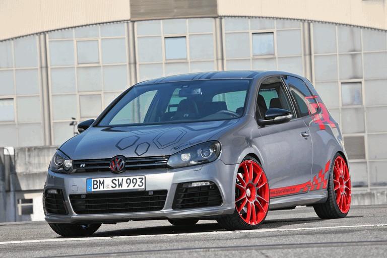 2010 Volkswagen Golf VI R by Sport-Wheels 284228