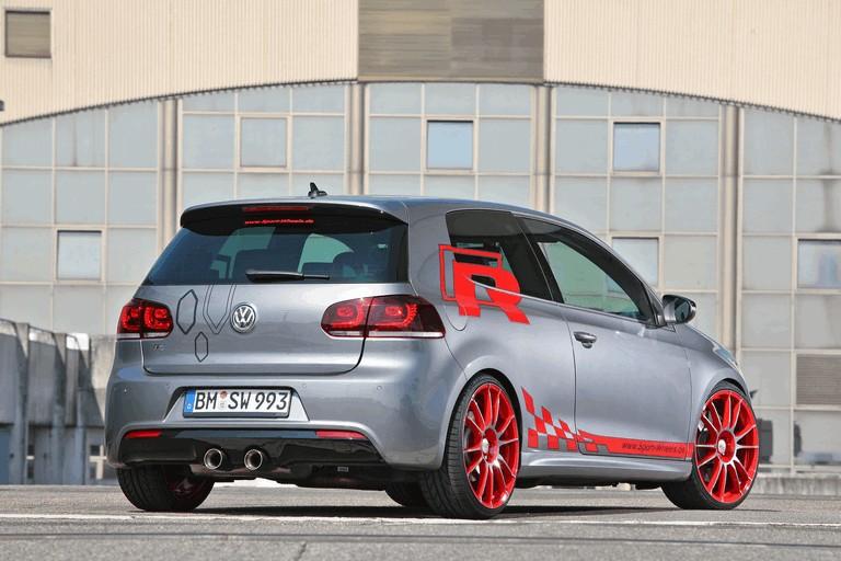 2010 Volkswagen Golf VI R by Sport-Wheels 284230