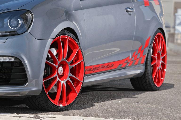 2010 Volkswagen Golf VI R by Sport-Wheels 284237