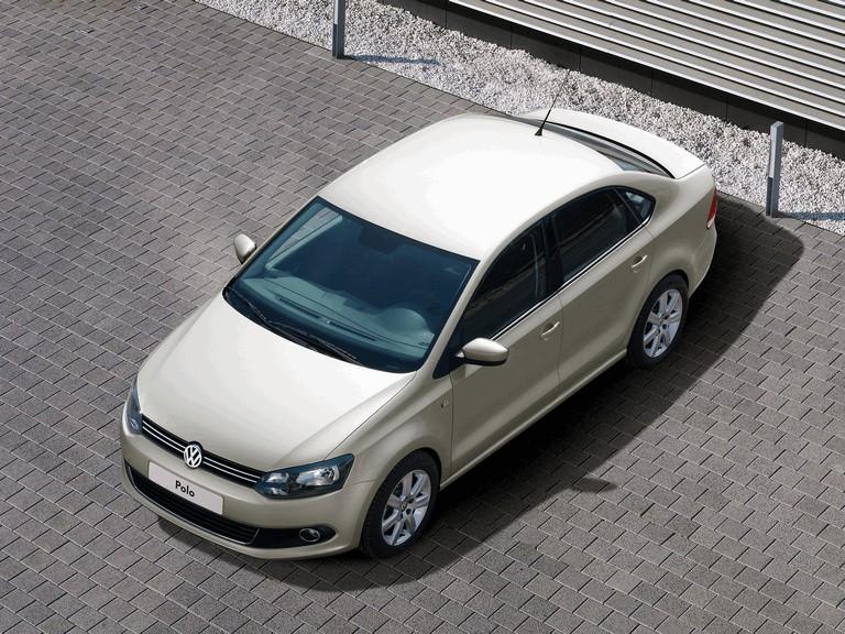 2010 Volkswagen Polo Sedan 284565