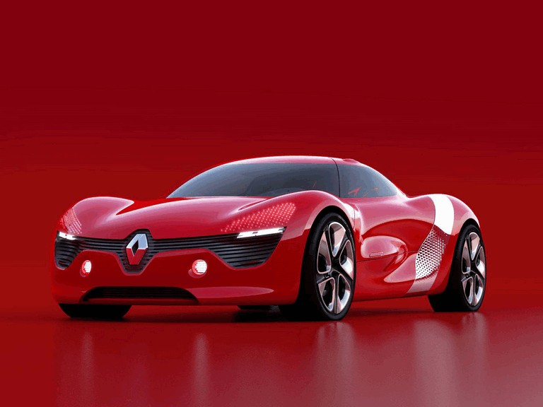2010 Renault DeZir concept 284593