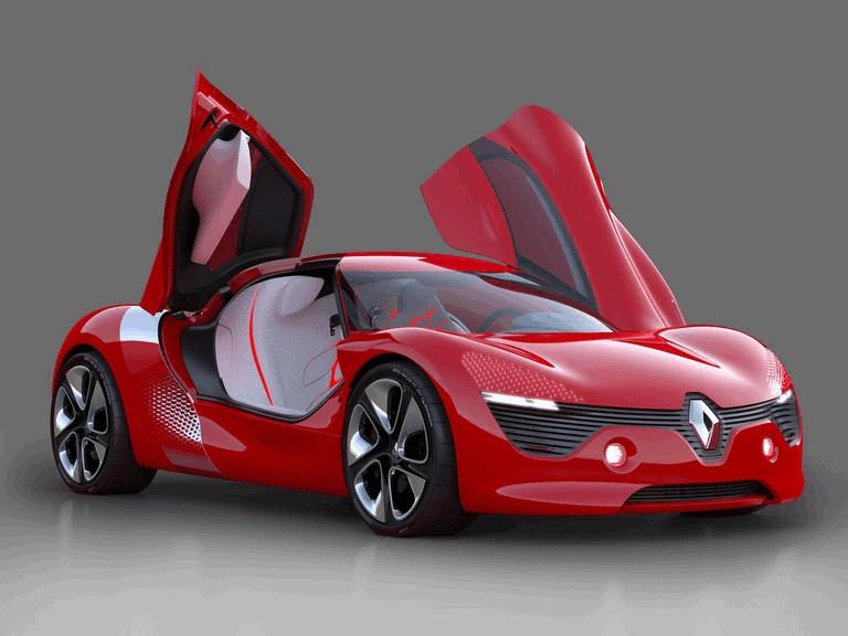 2010 Renault DeZir concept 284597