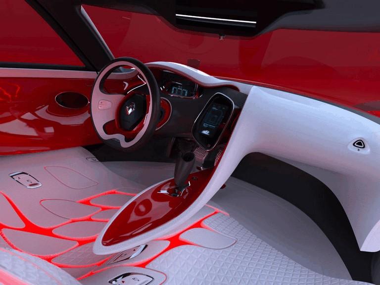 2010 Renault DeZir concept 284600