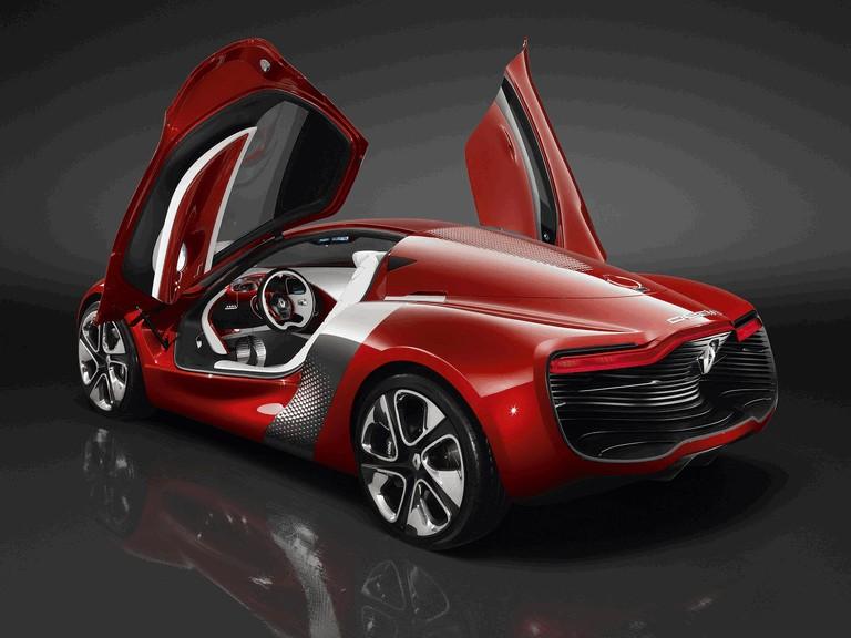 2010 Renault DeZir concept 284607