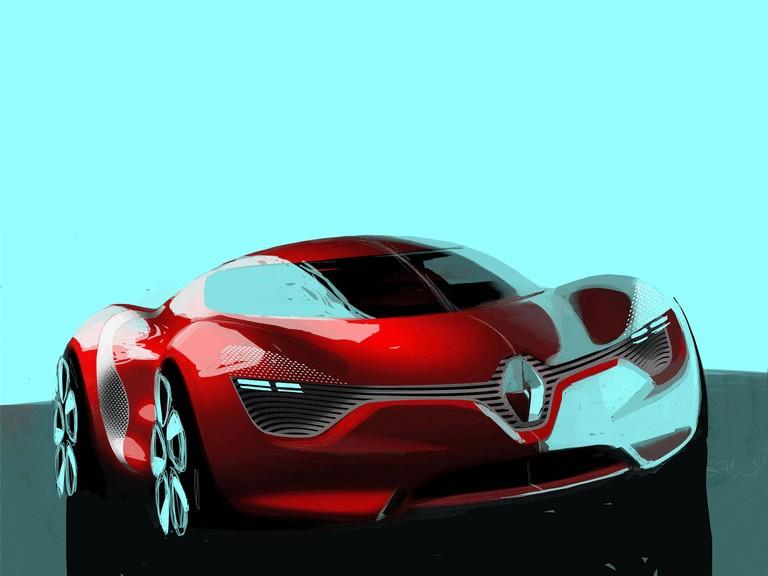 2010 Renault DeZir concept 284608