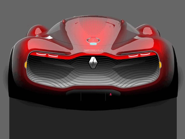 2010 Renault DeZir concept 284611