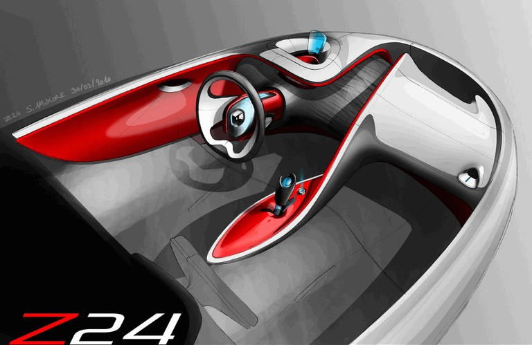 2010 Renault DeZir concept 284612