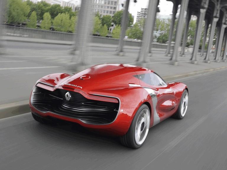 2010 Renault DeZir concept 284616