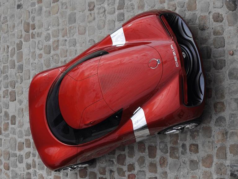 2010 Renault DeZir concept 284622