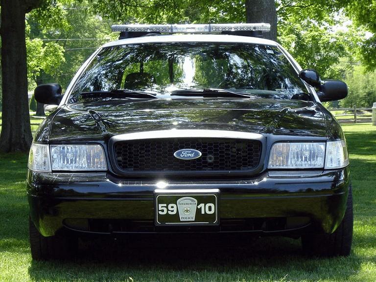 1998 Ford Crown Victoria Police Interceptor 284960