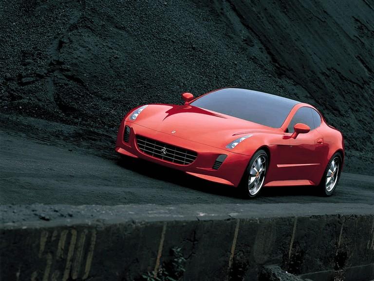 2005 Ferrari GG50 concept by ItalDesign 204649
