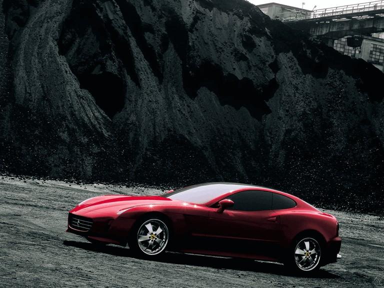 2005 Ferrari GG50 concept by ItalDesign 204652