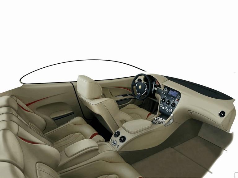 2005 Ferrari GG50 concept by ItalDesign 204654