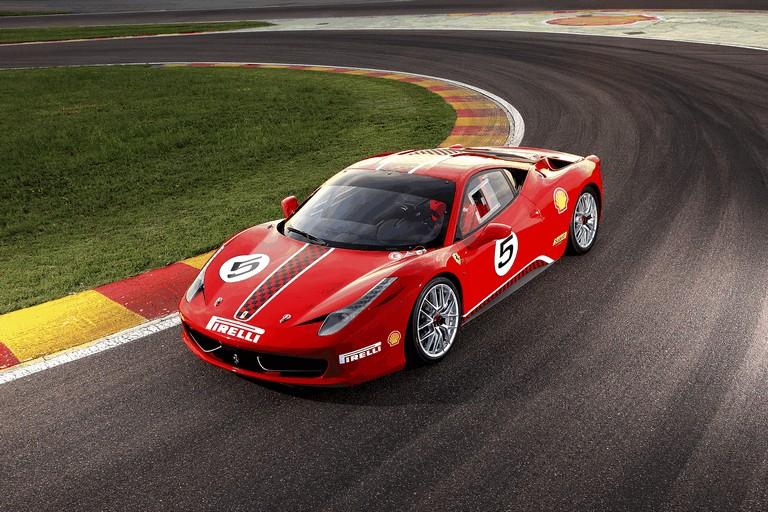 2010 Ferrari 458 Italia Challenge Free High Resolution Car Images