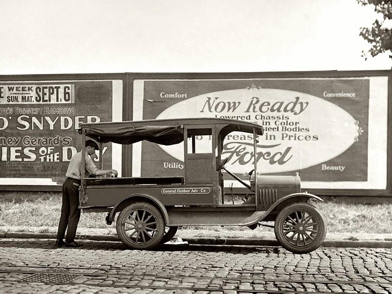 1925 Ford Model T Depot Hack 285331