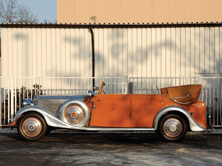 1934 Rolls-Royce Phantom 40-50 cabriolet - Star Of India II 285903