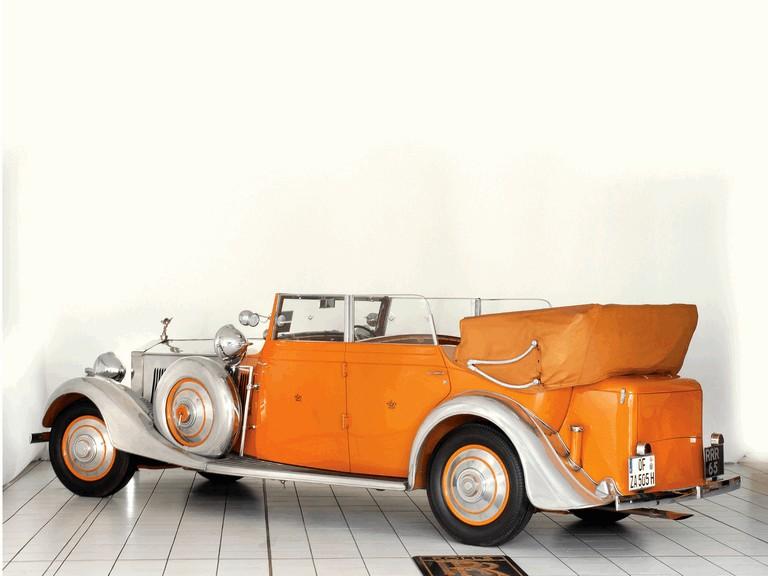 1934 Rolls-Royce Phantom 40-50 cabriolet - Star Of India II 285910