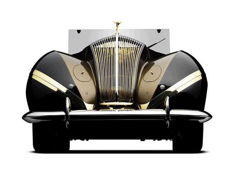 1939 Rolls-Royce Phantom III Labourdette Vutotal cabriolet 285946