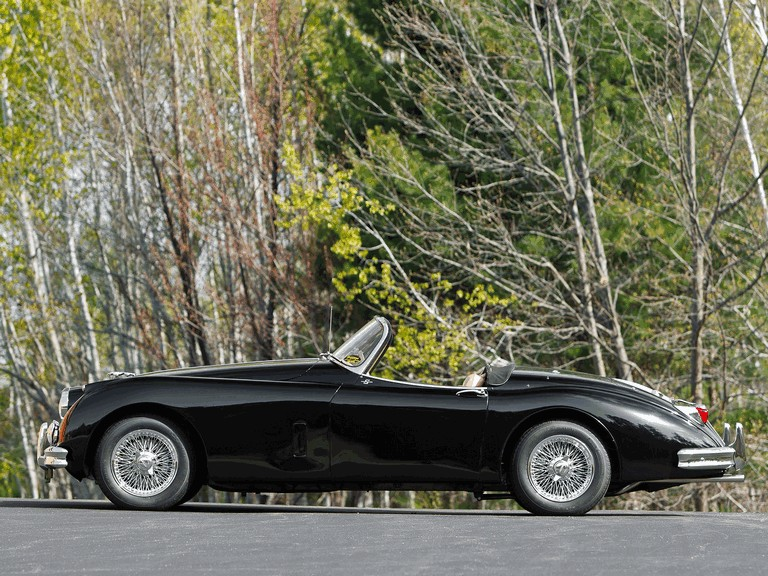1951 Jaguar XK 150 roadster 285974