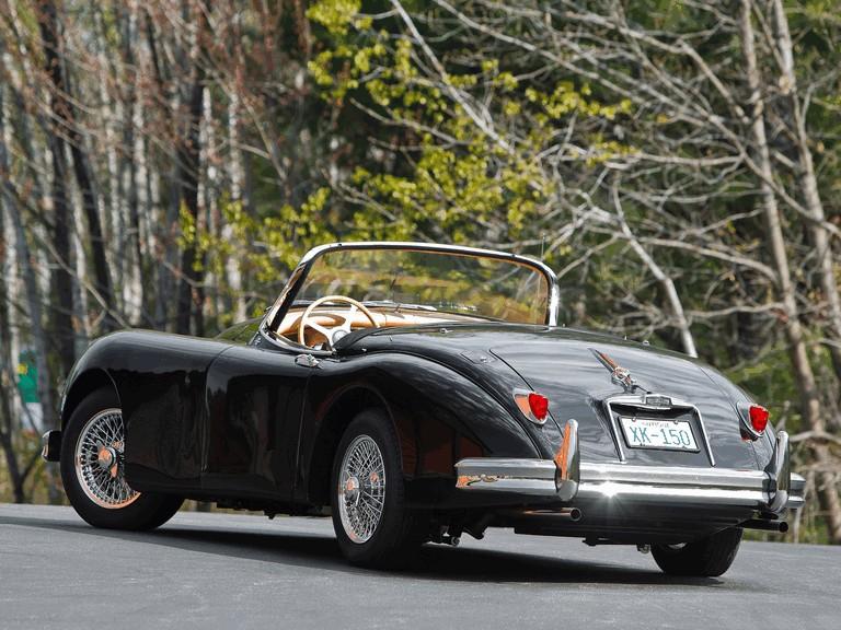 1951 Jaguar XK 150 roadster 285975