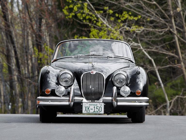 1951 Jaguar XK 150 roadster 285976