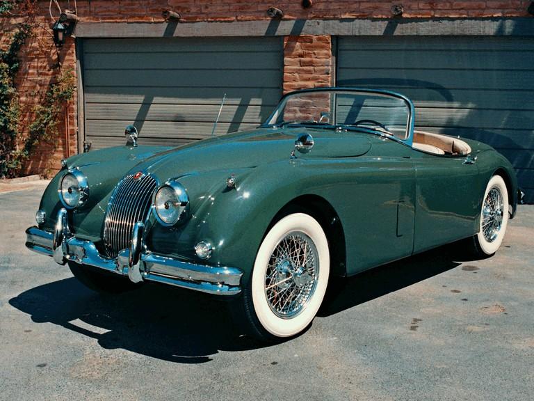 1951 Jaguar XK 150 roadster 285977