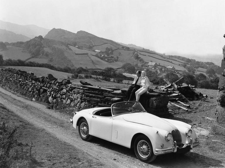 1951 Jaguar XK 150 roadster 285978