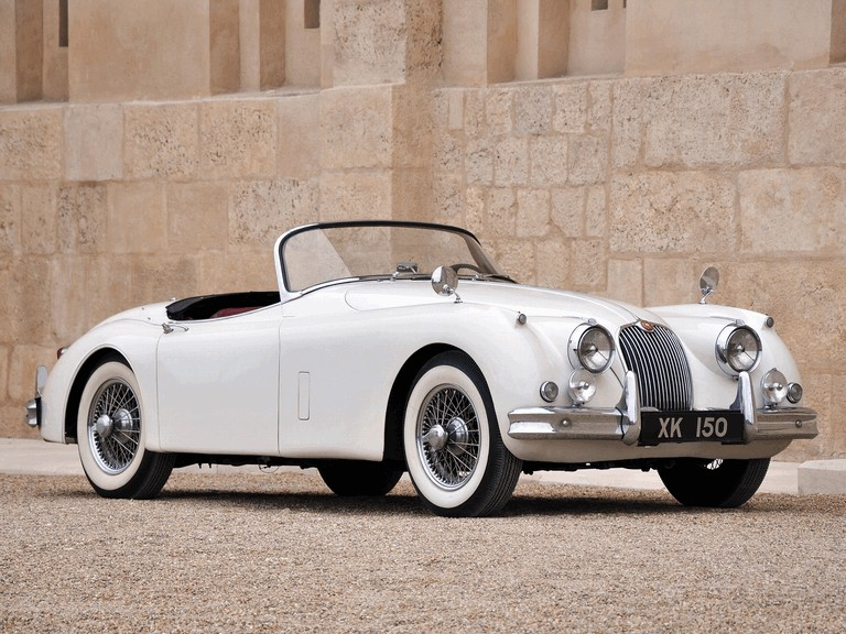 1951 Jaguar XK 150 roadster 285980