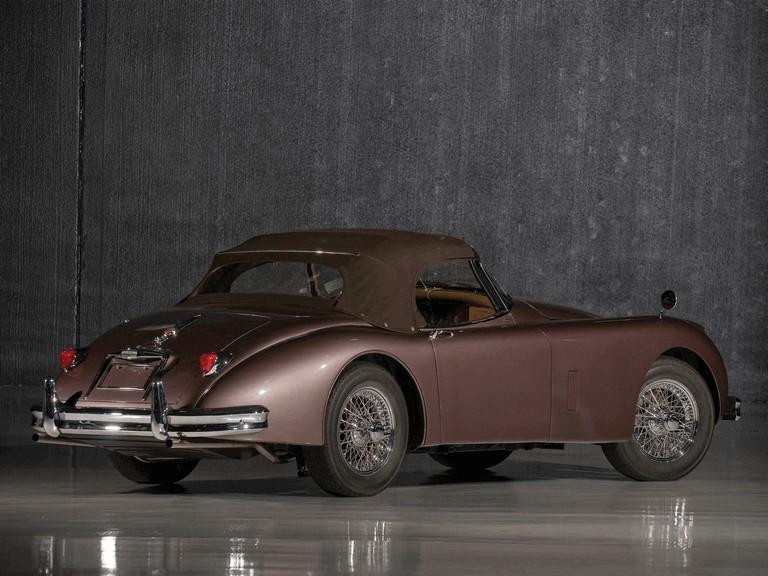 1951 Jaguar XK 150 roadster 285986