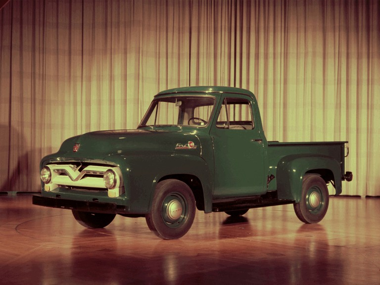 1953 Ford F-100 286009