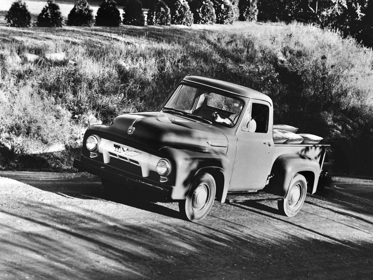 1953 Ford F-100 286013