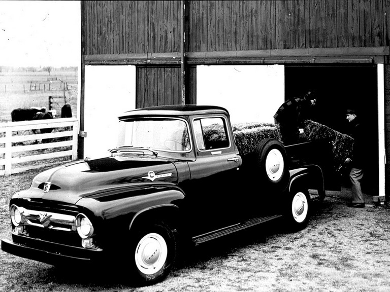 1953 Ford F-100 286014