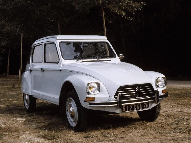 1967 Citroën Dyane 286084
