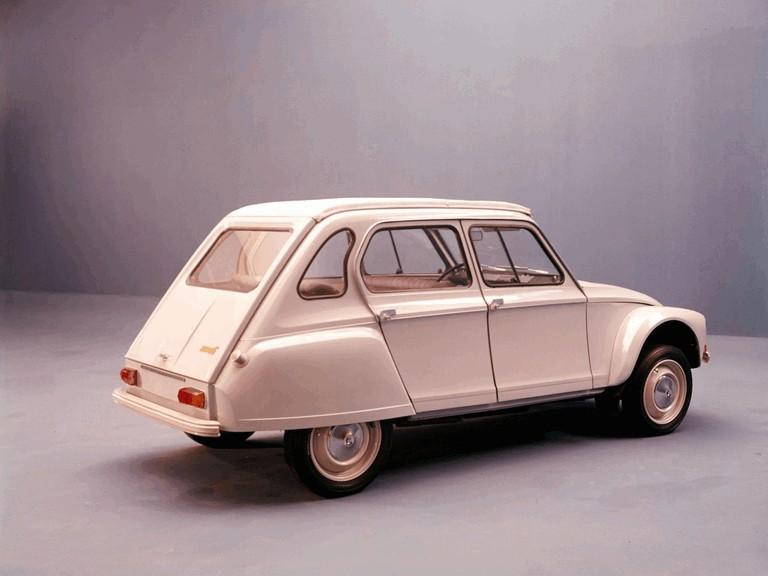 1967 Citroën Dyane 286086
