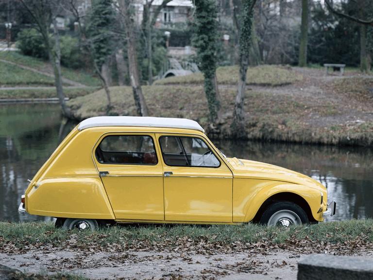 1967 Citroën Dyane 286088