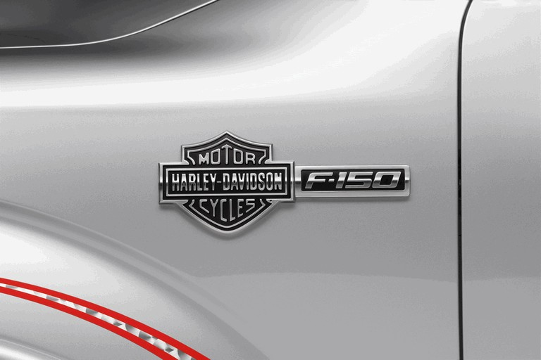 2011 Ford F-150 Harley-Davidson 286413