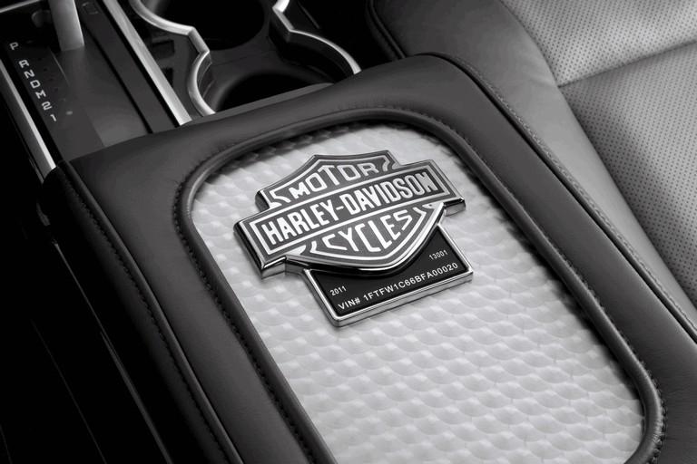 2011 Ford F-150 Harley-Davidson 286417