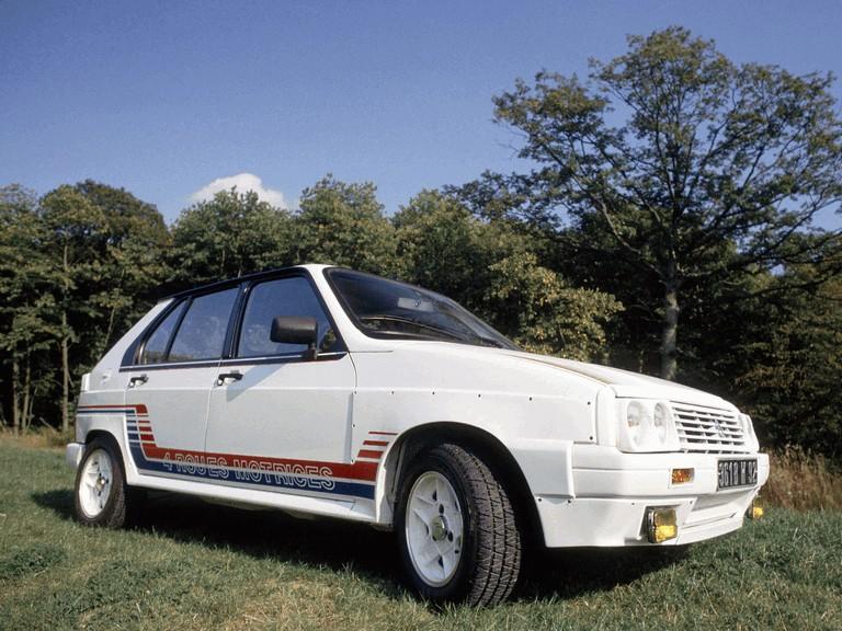 1983 Citroën Visa 1000 Pistes 286465