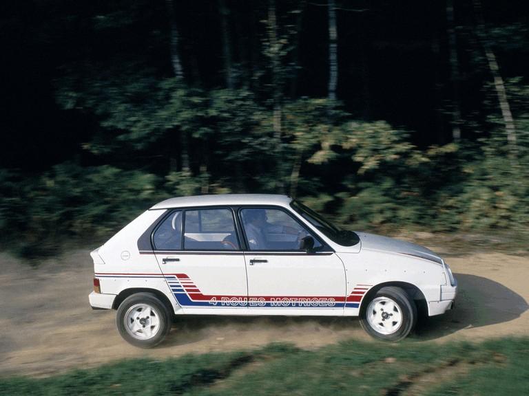 1983 Citroën Visa 1000 Pistes 286466