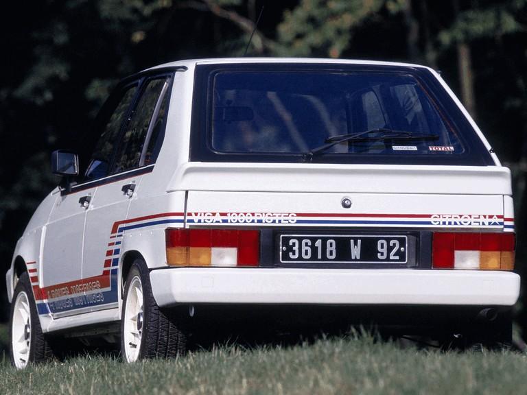 1983 Citroën Visa 1000 Pistes 286467