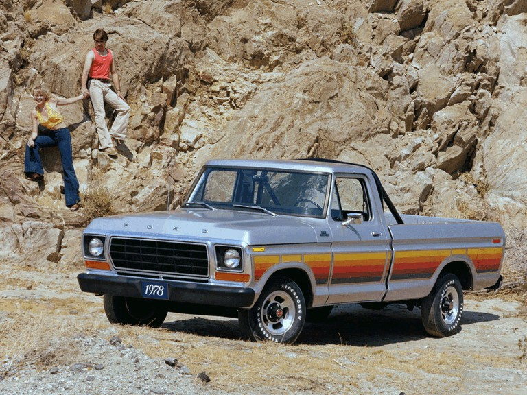 1978 Ford F-100 286474