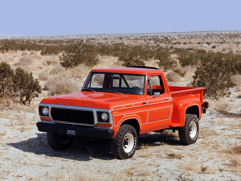 1978 Ford F-100 286475