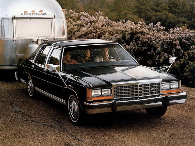 1983 Ford Crown Victoria LTD 286477