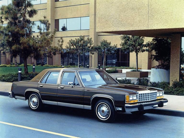 1983 Ford Crown Victoria LTD 286478