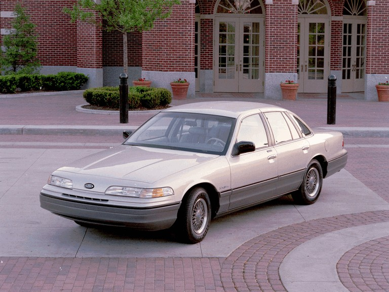 1992 Ford Crown Victoria 286480