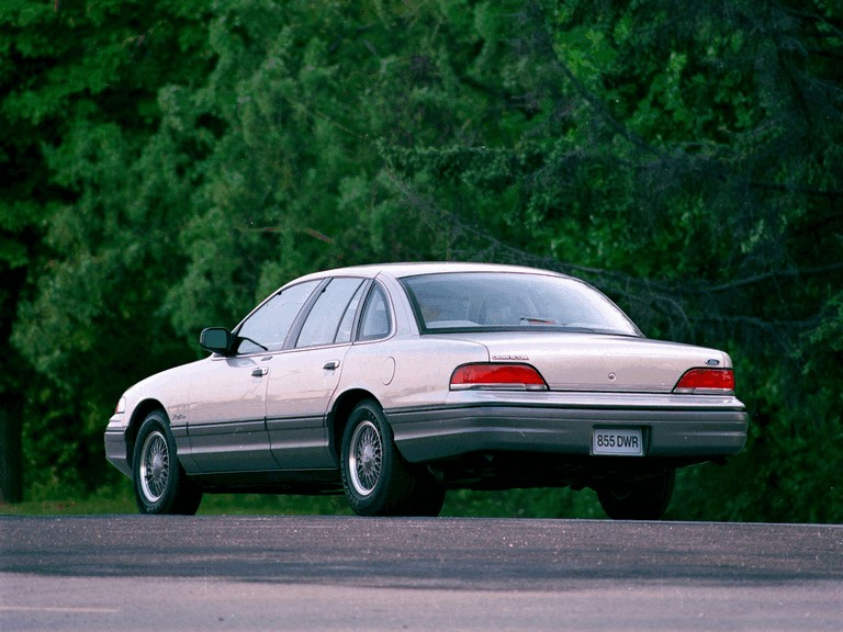 1992 Ford Crown Victoria 286482