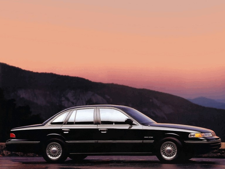 1992 Ford Crown Victoria 286484